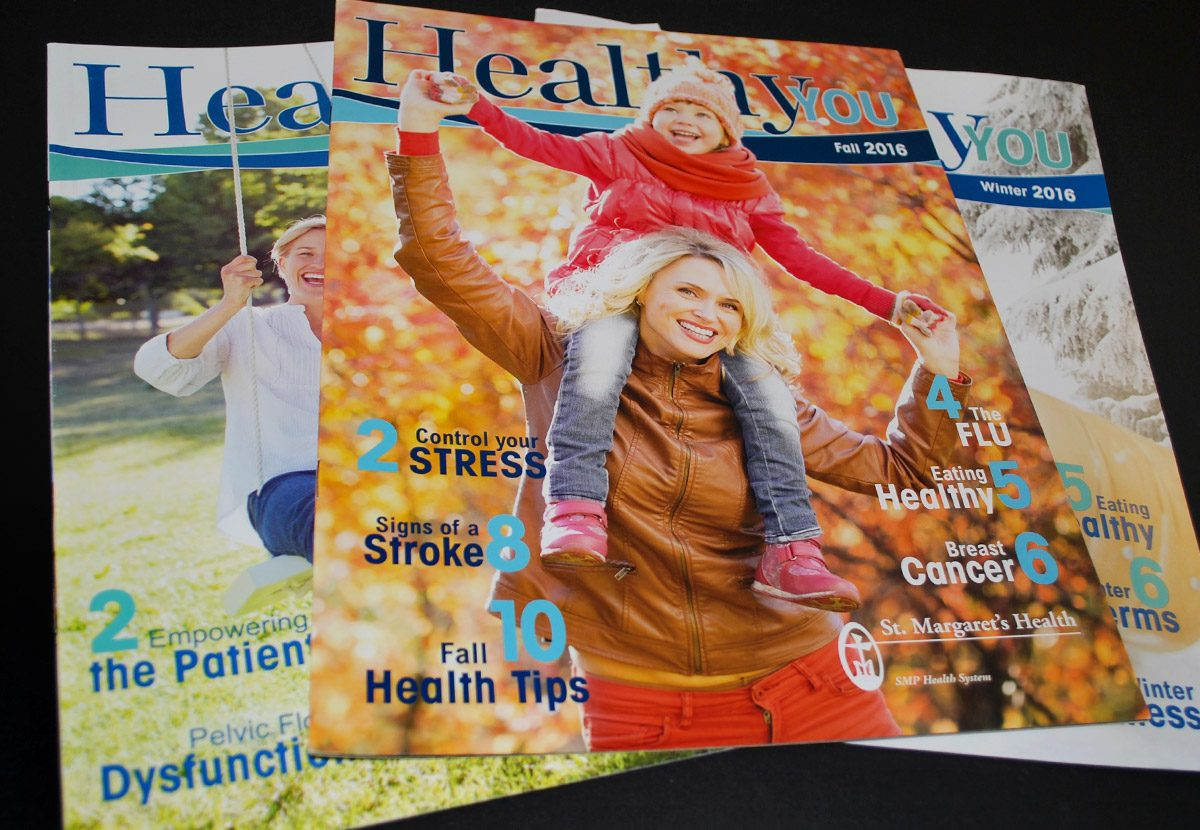 St. Margaret's Healthy You Magazine