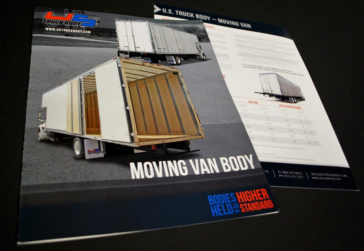US Truck Body Brochures
